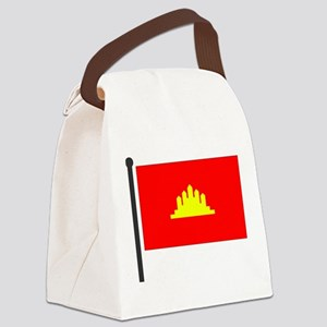 Kampuchea-[Converted] Canvas Lunch Bag